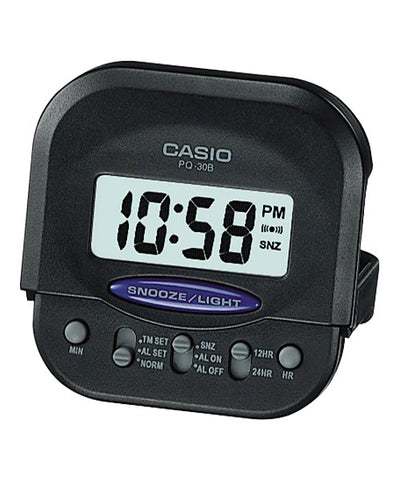 Casio Bedside Digital Alarm Clock