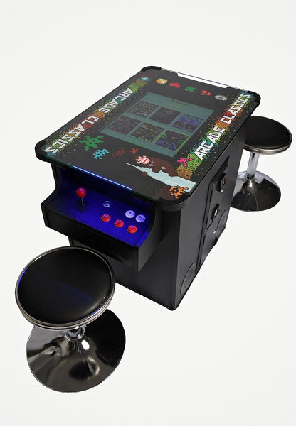 Classic Cocktail Arcade 412 games
