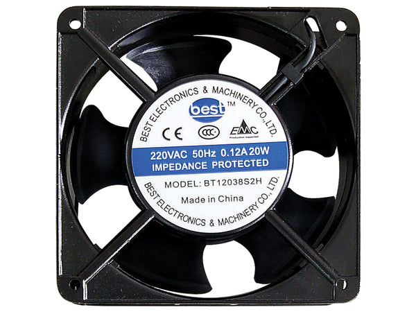 Linkbasic Panel Fan with Finger Guard