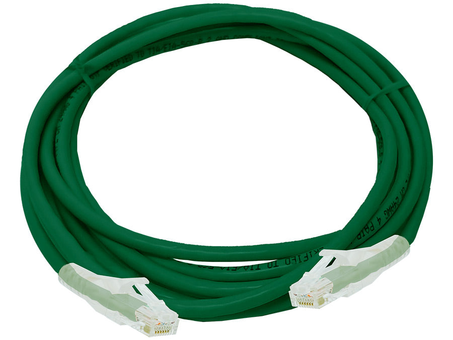 Linkbasic 3 Meter UTP Cat6 Patch Cable Green