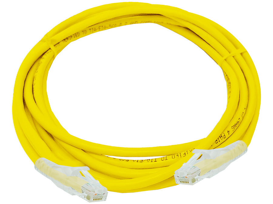 Linkbasic 3 Meter UTP Cat6 Patch Cable Yellow