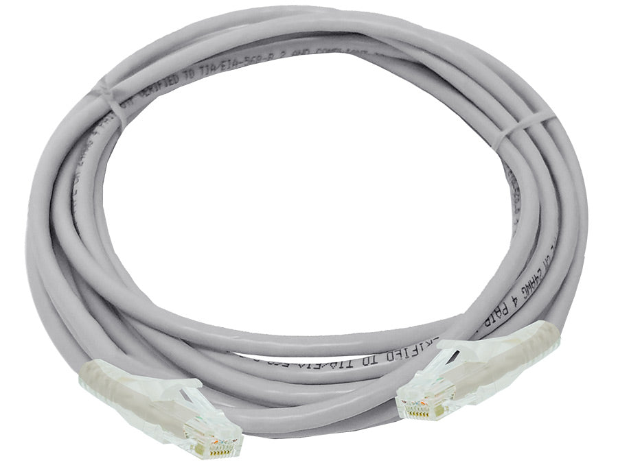 Linkbasic 3 Meter UTP Cat6 Patch Cable Grey