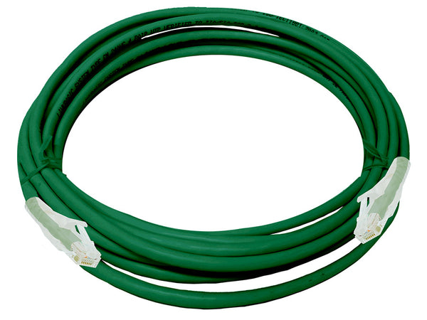 Linkbasic 5 Meter UTP Cat6 Patch Cable Green