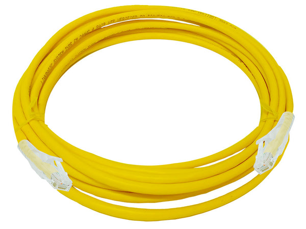Linkbasic 5 Meter UTP Cat6 Patch Cable Yellow