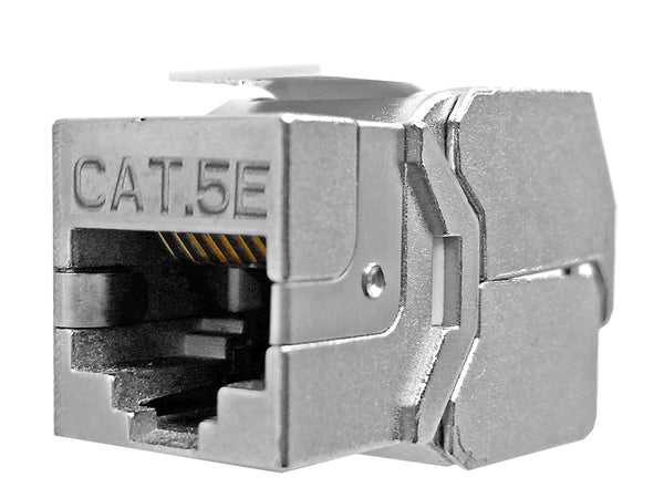 Linkbasic Cat5e Shielded UTP Keystone Jack