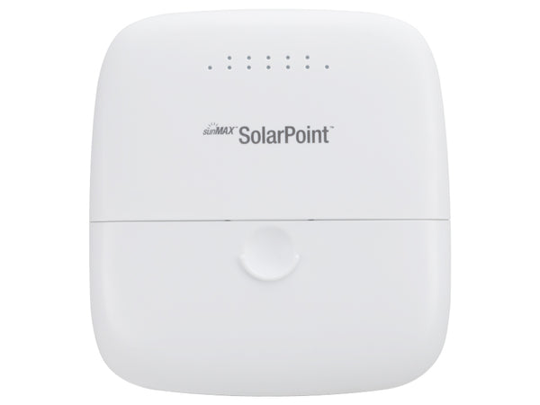 Ubiquiti SunMAX SolarPoint 24V 40W Outdoor 4 PoE Controller | SM-SP-40