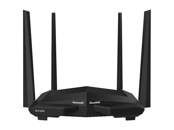 Tenda Dual Band AC 5dBi 4 Port Gigabit Router With USB | AC10U
