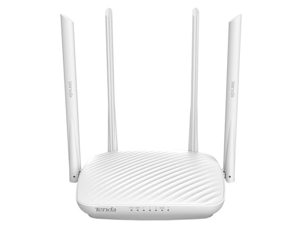 Tenda 2.4GHz 6dBi 4 Port Fast Ethernet Router and Repeater | F9