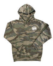 Load image into Gallery viewer, CAMO WAVES HOODIE