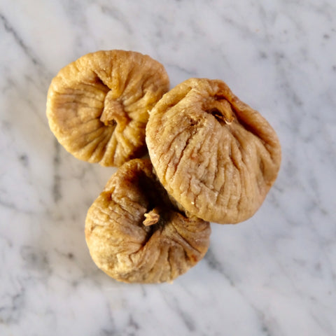 Dried White Figs, Organic