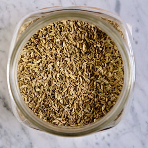 Fennel Seed Whole, Organic