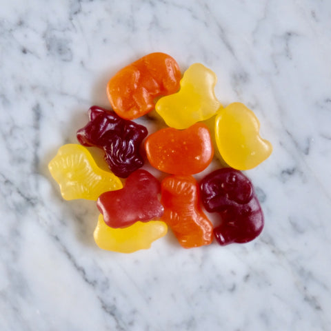 Gummi Zoo Animals