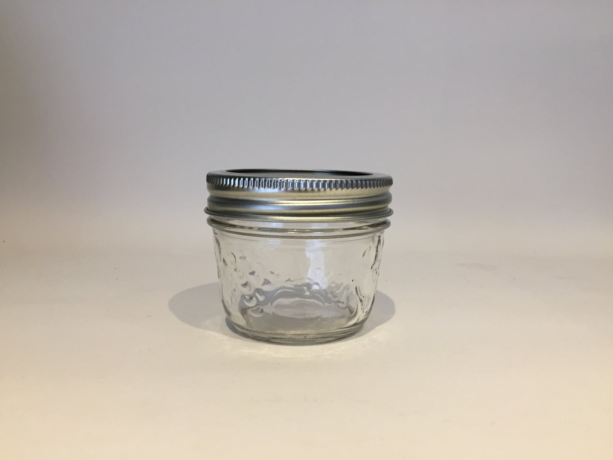 Mason Jar, Regular Mouth, 125ml