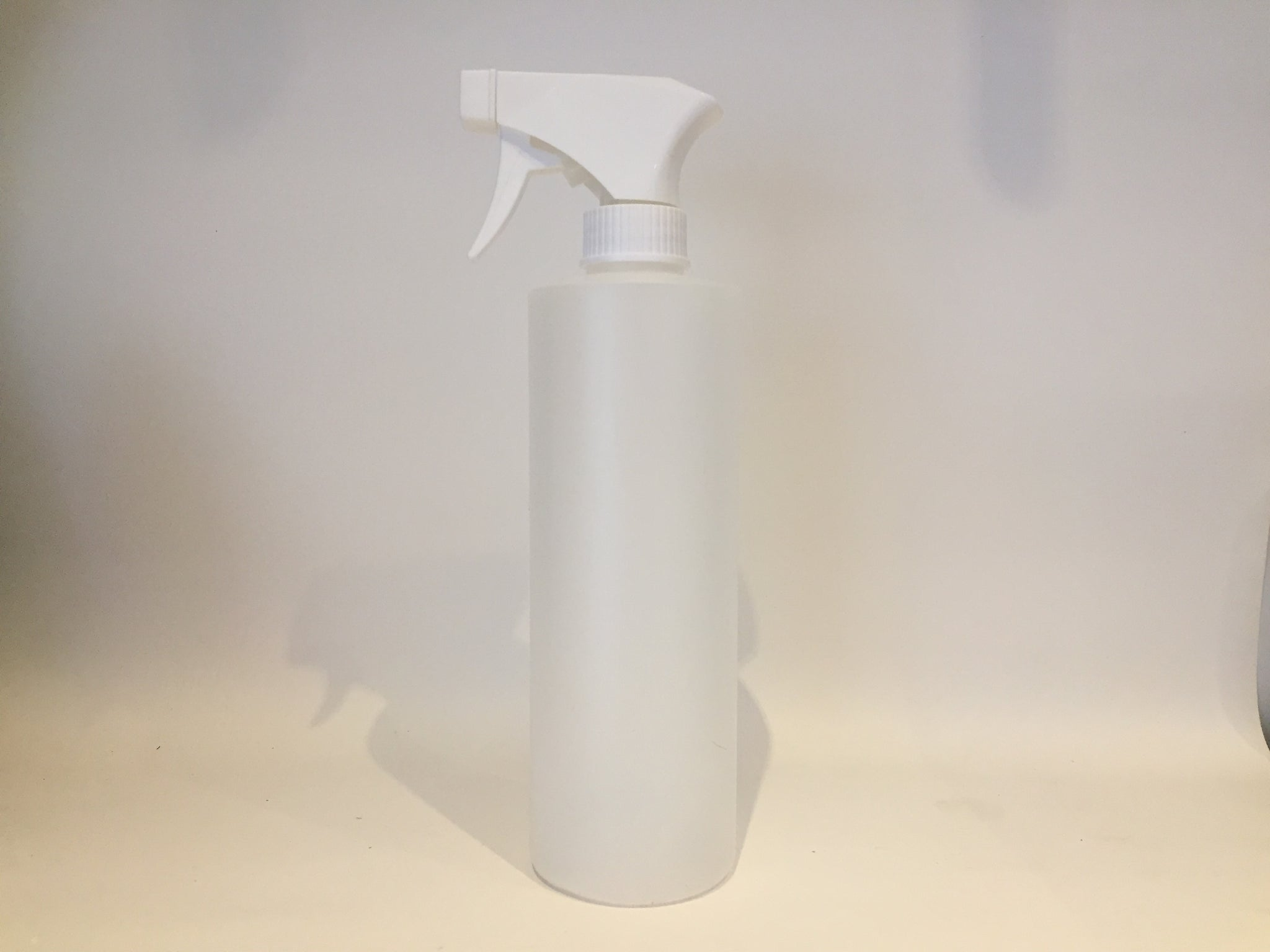 Plastic Cloudy Spray Bottle, 500ml