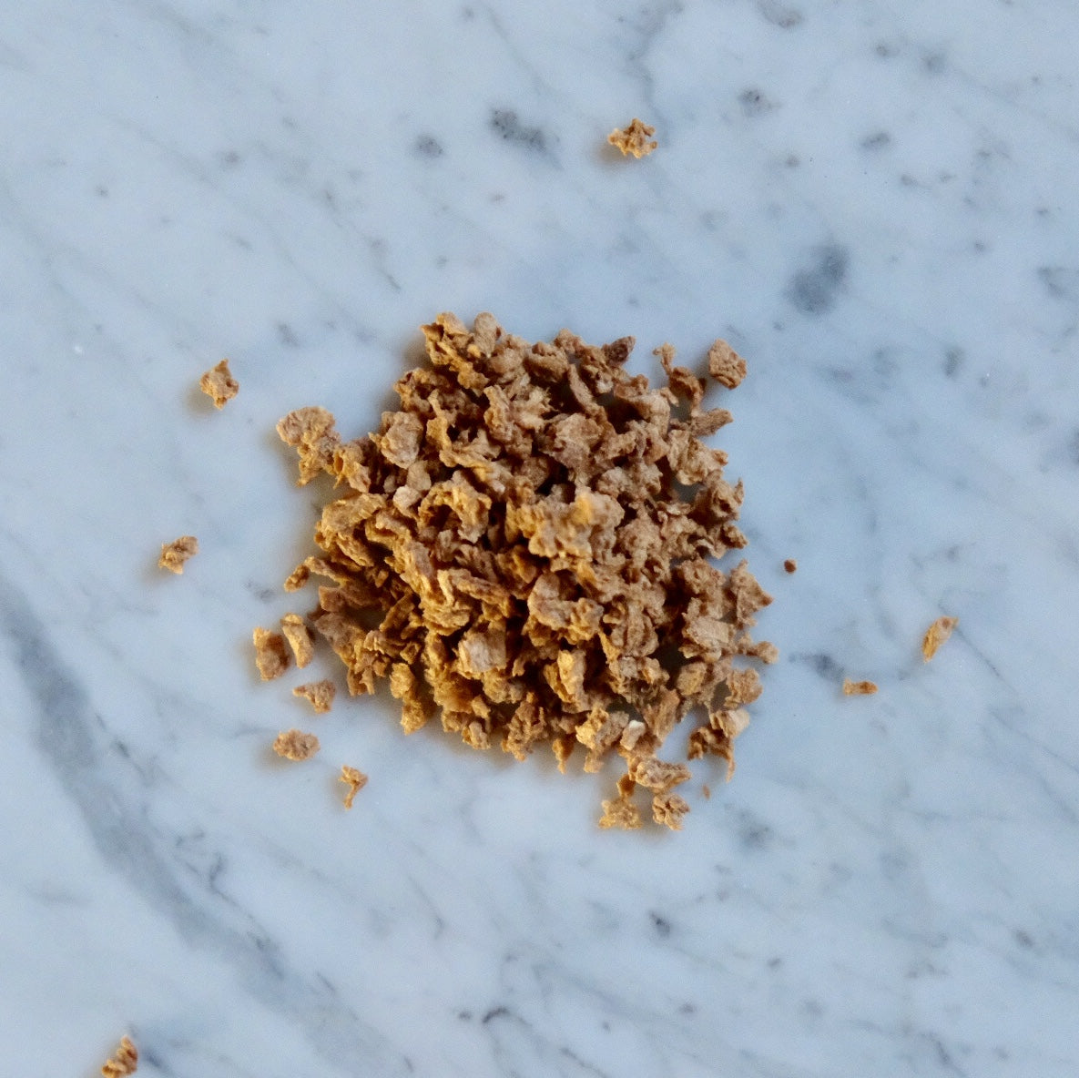 Minced TVP (Textured Vegetable Protein)