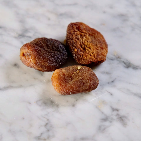 Dried Apricots, Unsulphered, Organic