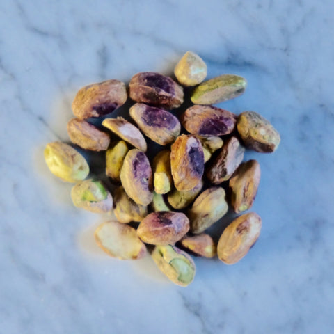 Pistachios, Shelled, Raw
