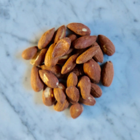 Almonds, Roasted, Unsalted