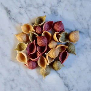 Vegetable Pasta Shells, Organic