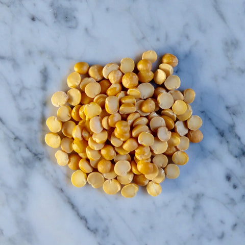 Yellow Split Peas (Organic)