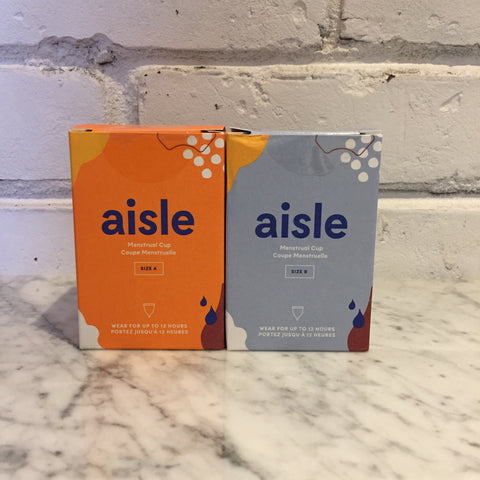 Aisle Menstrual Cups