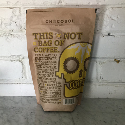 Chocosol Whole Coffee Beans