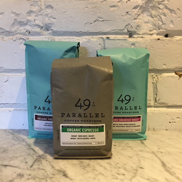 49th Parallel Organic Coffee Beans