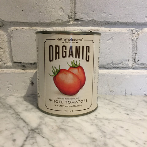 Eat Wholesome Organic Whole Tomatoes