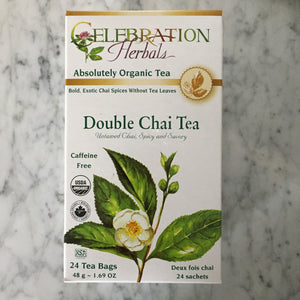 Celebration Herbals Double Chai Tea