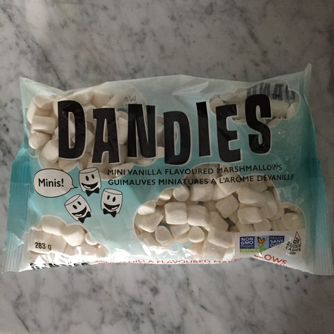 Dandies Mini Vegan Marshmallows