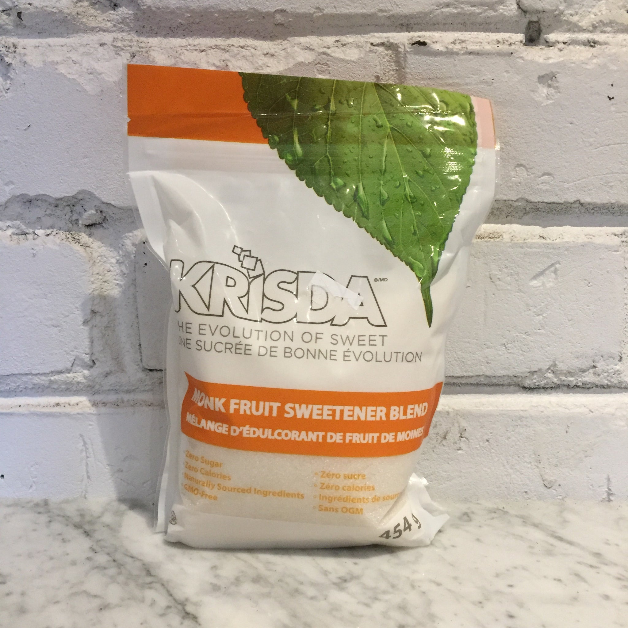 Krisda Monk Fruit Sweetener Blend