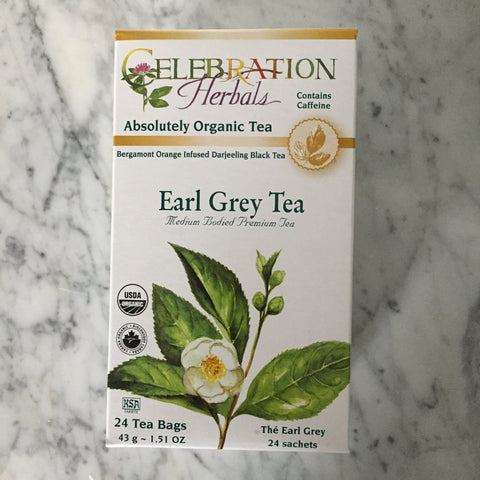 Celebration Herbals Earl Grey Tea