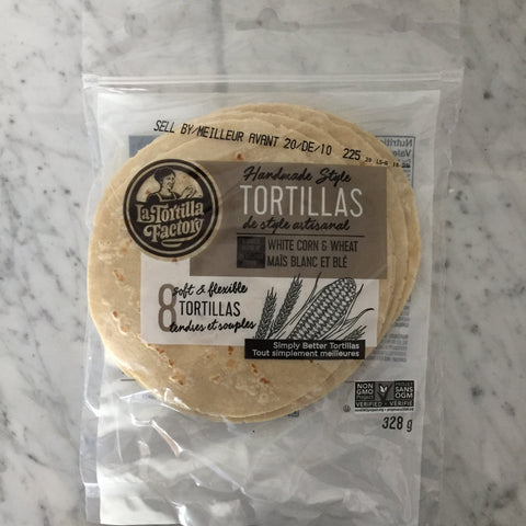La Tortilla Factory Handmade Style Soft Tortillas