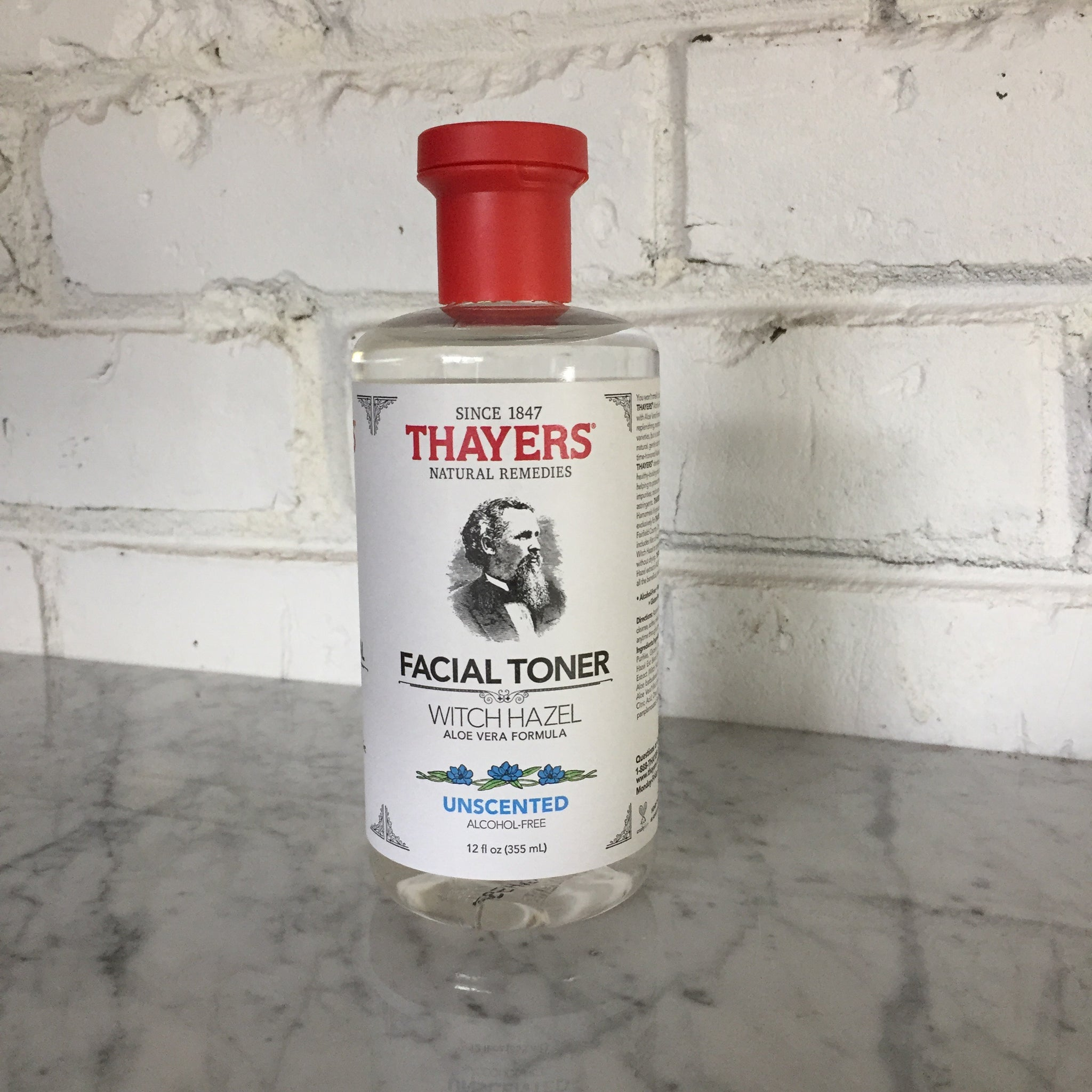 Thayer's Unscented Witch Hazel Facial Toner
