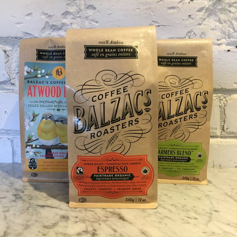 Balzac's Whole Coffee Beans