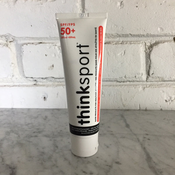 ThinkSport Mineral Sunscreen