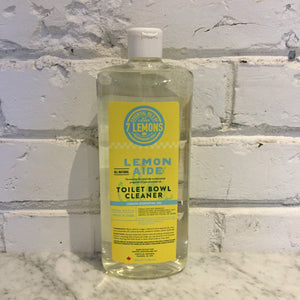 Lemon Aide Lemon Toilet Bowl Cleaner