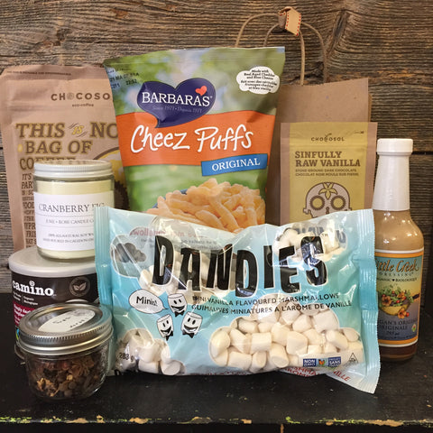 Gift Basket: Holiday Favourites