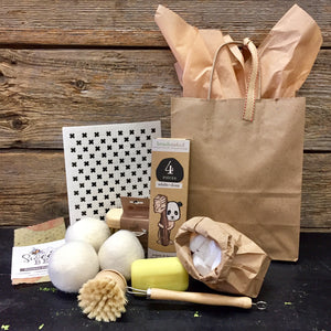 Gift Basket: Low Waste Home