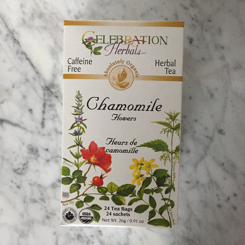 Celebration Herbals Chamomile Tea