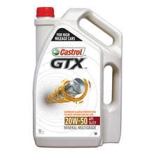 Load image into Gallery viewer, Castrol GTX 20W-50