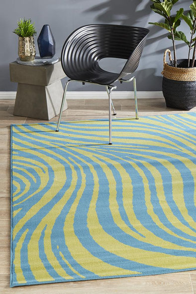 Silver Collection Modern 2127 U433 Rug