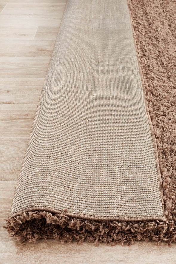 Cosmo Dark Brown Rug