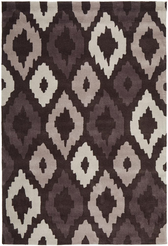 Gold Collection 627 Brown Rug
