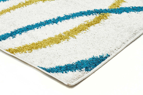 Viva Collection 804 White Rug