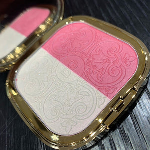 D&G Solar Glow Illuminating Powder Duo