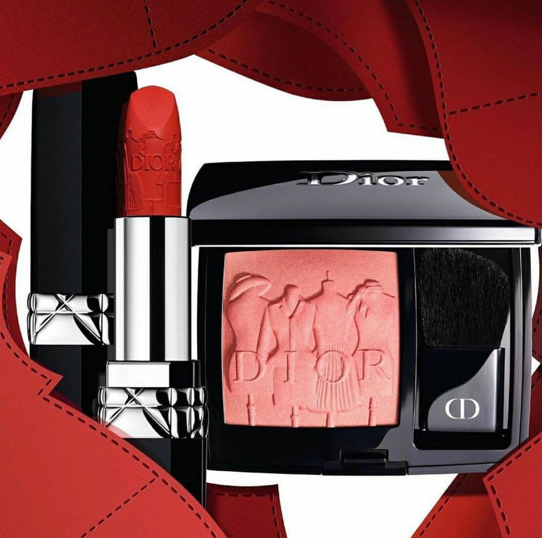 Dior Rouge New Look 47 Collection Limited Edition
