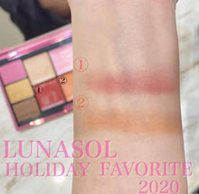 Load image into Gallery viewer, Lunasol Holiday Favourite 2020 Palette