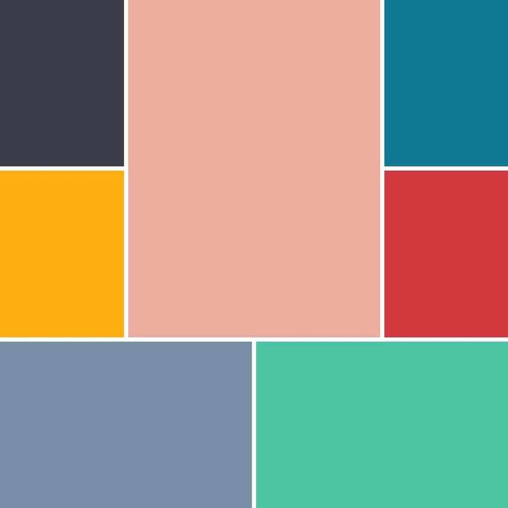 A selection of the Spring/Summer 2020 NYFW colour palette.