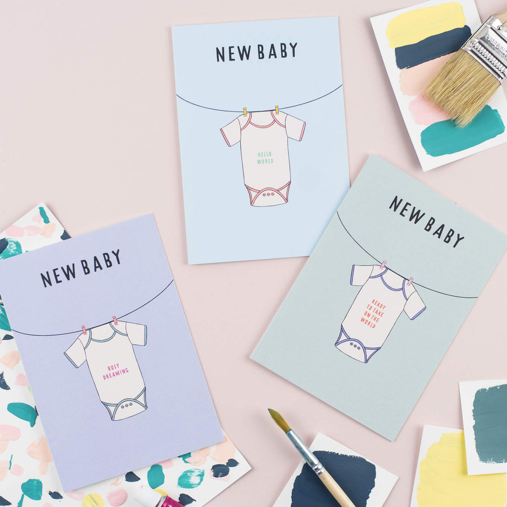 New_Baby_Colourful_Cards